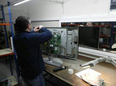 Servicio técnico televisores